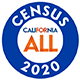 California For All Census 2020 Logo